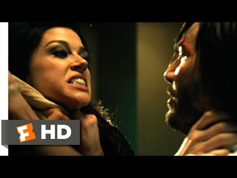 John Wick (5/10) Movie CLIP - Ms. Perkins Attacks (2014) HD