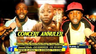 Kinshasa Ba Fans Ya Heritier Wata Ba Tumbi Ndaku Ya Ba Combattants Ba Yindisi Mabé Affaire Annulation Concert.