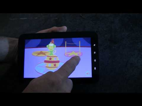 Video of KneeBouncers Toddler Pack V1