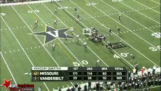 Michael Sam vs Vanderbilt (2013)