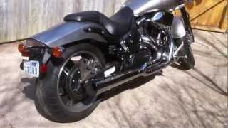10. 2003 Yamaha Road Star Warrior 1700cc Vance Hines 2 into 1 Exhaust