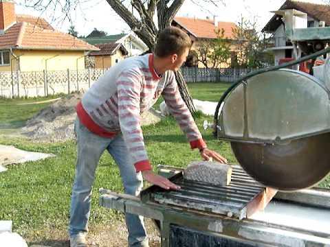 Kamena ograda Ivanjica rucni rad Made in HOME