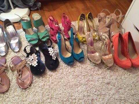 Коллекции Женской Обуви