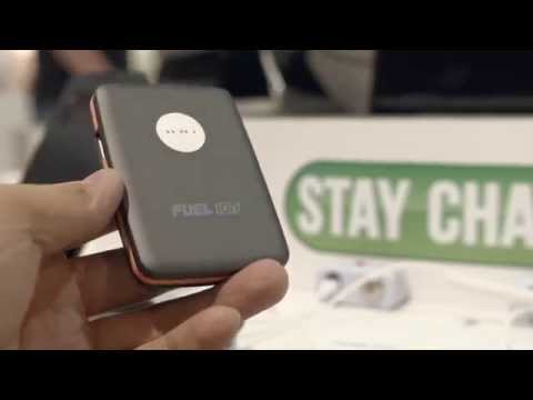 fuel - Patriot was showing off a cool alternative to Qi charging at CTIA this year, their Fuel Ion wireless charging system. They made some pretty bold claims about the effectiveness of this charging...
