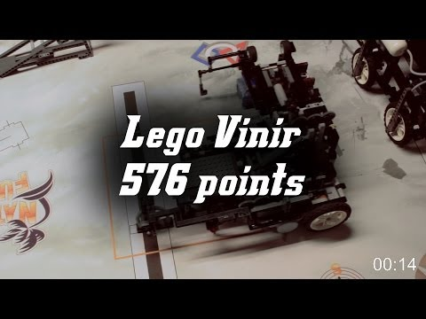 576 - Check out our website: http://en-lego-vinir.weebly.com/ This is a video of our robot this year. We came to the regional competition in the Faroe Islands with...