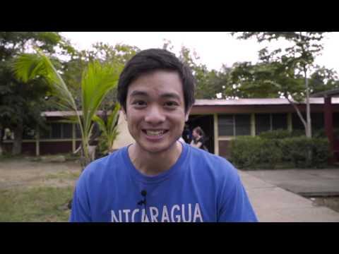 Nicaragua Day 2: Osric's Video Diary