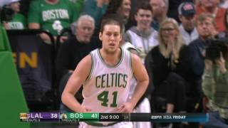 Los Angeles Lakers at Boston Celtics - February 3, 2017