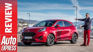 New 2020 Ford Puma review - good enough to take on the Nissan Juke? by Auto Express