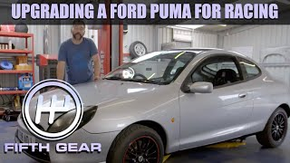 How to upgrade braking discs | Fifth Gear by Fifth Gear