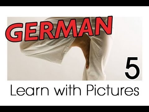 Learn German – Body Parts Vocabulary