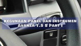 Video Kegunaan Panel Pada Toyota Avanza 1.5 S (Part I) MP3, 3GP, MP4, WEBM, AVI, FLV Juli 2018