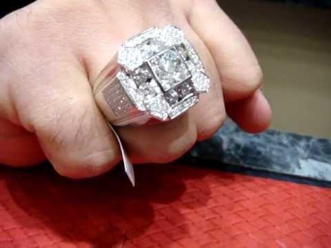 CUSTOM DIAMOND RING BIG ROCKS (1).MPG