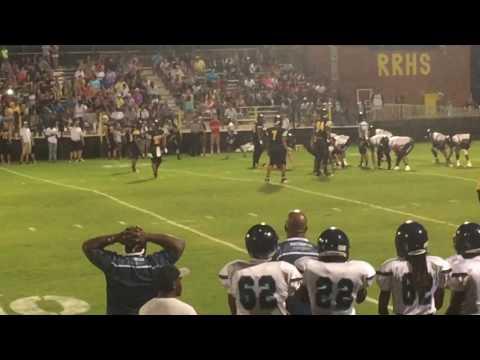 North Hampton vs Roanoke Rapids 👿