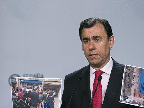 """Martínez-Maillo: """"Hacemos un llamamiento a la responsabilidad del resto de partidos"""""""