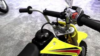 9. 2017 Suzuki DR Z 70 Naked Premium Features Edition First Impression Walkaround HD