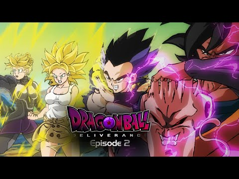 Dragon Ball Deliverance Episode 2 | FAN MADE SERIES | - Scattered