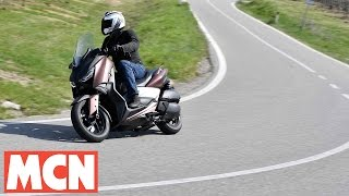 8. Yamaha XMax 300 | First rides | Motorcyclenews.com