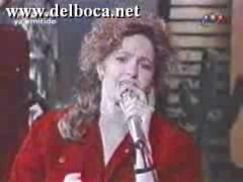 Andrea del Boca Te amo Celeste theme live