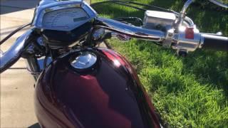 9. ------------------- 2011 Honda Fury ----------------------