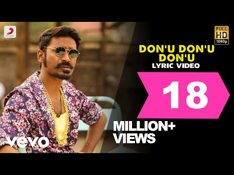 Don'u Don'u Don'u Song from Maari Movie, Dhanush, kajal