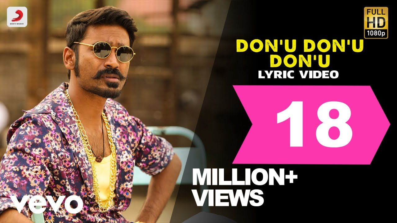 Escuchar Maari – Don'u Don'u Don'u Lyric | Dhanush, Kajal Agarwal | Anirudh