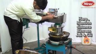 Farshan machine/ Namkeen machine by nirav