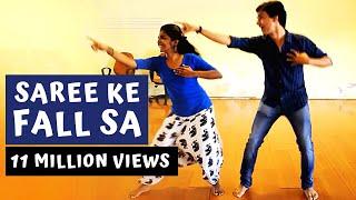 Saree Ke Fall Sa | The Crew Dance Company Choreography | R...Rajkumar
