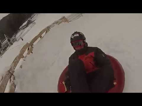Snowtubing v Závažnej Porube - Opalisko