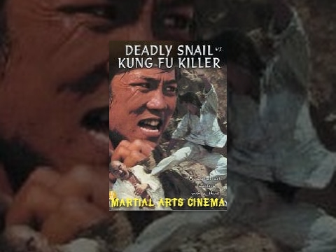Deadly Snail Vs Kung Fu Killer