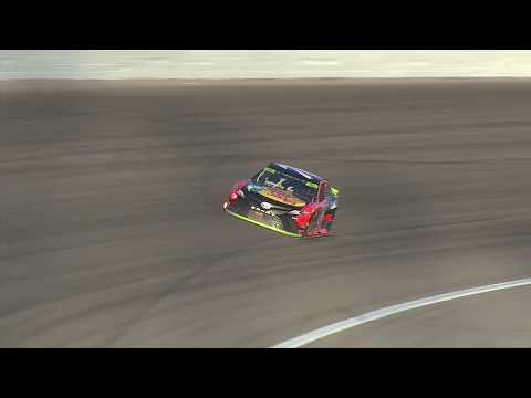 Exhilarating Moments: Truex captures third playoff win of 2017