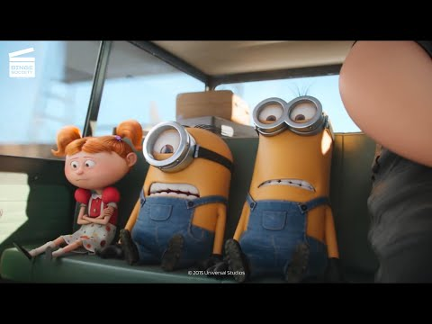 Minions: The evil family