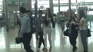 Video Lee Da Hae at Incheon Airport [29.6.2014] MP3, 3GP, MP4, WEBM, AVI, FLV April 2018