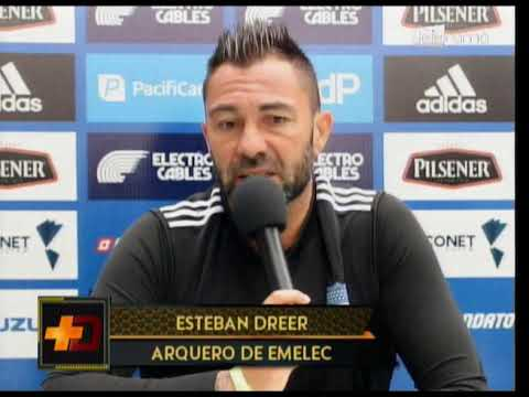 Emelec corrige errores para enfrentar a Independiente