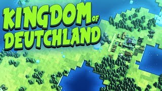 Welcome to Kingdoms and Castles Ep 1 where we will begin our small kingdom by building a keep, some houses and start working on farms for food production! ►http://petard.io/manageNsimulate- - - - -Check out these playlists, you might like what you see:►http://petard.io/SandboxBuilding►http://petard.io/VRgames- - - - -Kingdom and Castles Gameplay Overview:Inspired by the SimCity series, Banished, and Stronghold, Kingdoms and Castles is a game about growing a kingdom from a tiny hamlet to a sprawling city and imposing castle.Your kingdom must survive a living and dangerous world. Do the viking raiders make off with your villagers? Or are they stopped, full of arrows, at the castle gates? Does a dragon torch your granary, your people dying of starvation in the winter, or are you able to turn the beast back? The success of your kingdom depends solely on your skill as a city and castle planner. - - - - - Kingdom and Castles Gameplay Features:► Layout and expand your town strategically to improve your peasants' happiness and to attract new residents. But make sure to tax them just enough so that you can fund your castle. ► Make sure your peasants are fed in the winter and healed of plagues. Build churches to keep them from despair and taverns to keep them happy. You can even throw festivals if you've built a town square!►Send out wood cutters to collect wood, set up stone quarries to build your castes, and farm the land efficiently so your town can grow and thrive. ►The new land you're settling is at risk of viking invasion. These raiders seek to kidnap and kill your peasants, steal your resources, and burn your town to the ground. ► Use a powerful castle building system to create walls and towers to defend against the viking threat.►Castles are constructed using blocks which can be placed anywhere. Towers and walls are dynamically created based on how you stack and arrange them. You can place archer towers and other weapon emplacements, their range is affected by the hei