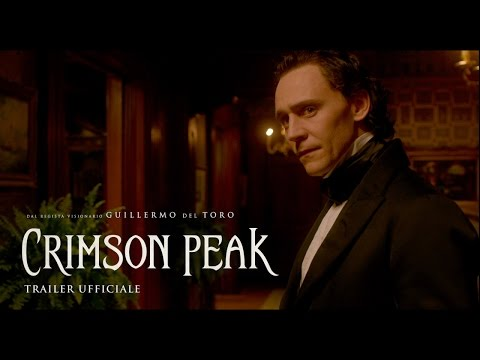 crimson peak - trailer ita hd (2015)