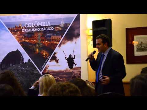 Así se promociona el turismo en la Semana de Colombia en Portugal organizada por Proexport