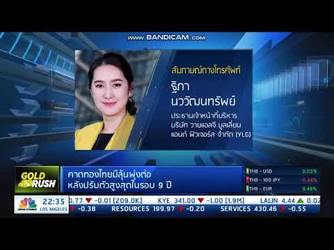 HALFTIME ช่อง JKN CNBC by YLG 22-07-63