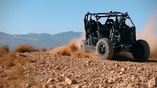7. Powerful, Fast, All-electric UTV