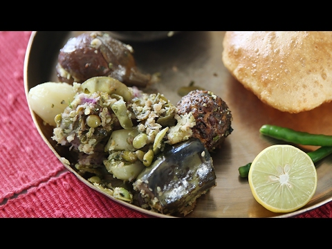 Undhiyu Recipe – Popular Gujrati Recipe – Masala Trails With Smita Deo