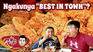 Video NYOBAIN FRIED CHICKEN RAFFI AHMAD!! Ft. Anak Kuliner MP3, 3GP, MP4, WEBM, AVI, FLV November 2018