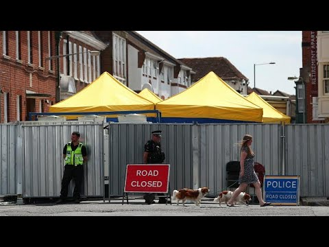 Εξιτήριο για τον Βρετανό που δηλητηριάστηκε με νόβιτσοκ…
