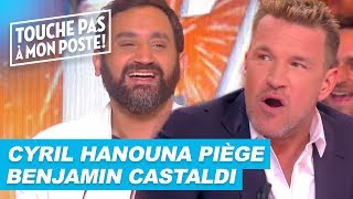 Video Benjamin Castaldi se fait piéger par Cyril Hanouna ! MP3, 3GP, MP4, WEBM, AVI, FLV Oktober 2017