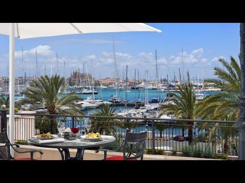 Top10 Recommended Hotels in Palma de Mallorca, Majorca, Balearic Islands, Spain