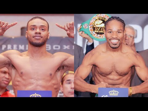 Why Errol Spence vs Shawn Porter is BS Fight?