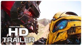 Bumblebee Trailer  3  New 2018  John Cena Transformers Movie Hd