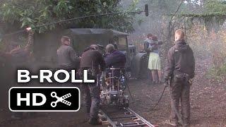 The Woman in Black 2 Angel of Death B-ROLL 2 (2015) - Jeremy Irvine Horror Movie HD
