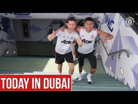 Download Manchester United | Dubai Training Camp Day Four | Dalot, Matic, Herrera