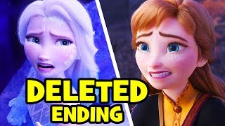Video FROZEN 2's DELETED ENDING: How Disney Almost Killed Elsa & Destroyed Arendelle Castle download in MP3, 3GP, MP4, WEBM, AVI, FLV January 2017