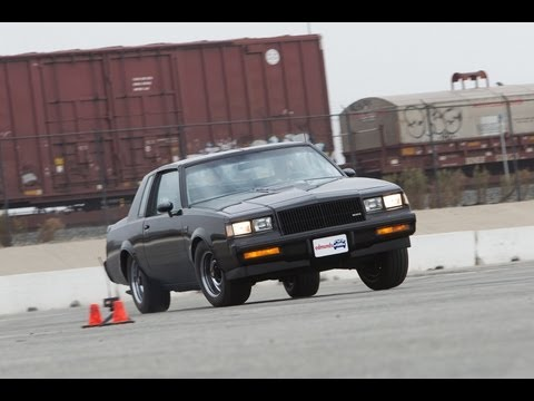 1987 Buick Regal Grand National | Track Tested | Edmunds.com
