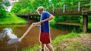 Video I Went Magnet Fishing at An OLD BRIDGE!! You Won't Believe What I FOUND! (HUGE FINDS) MP3, 3GP, MP4, WEBM, AVI, FLV Agustus 2019